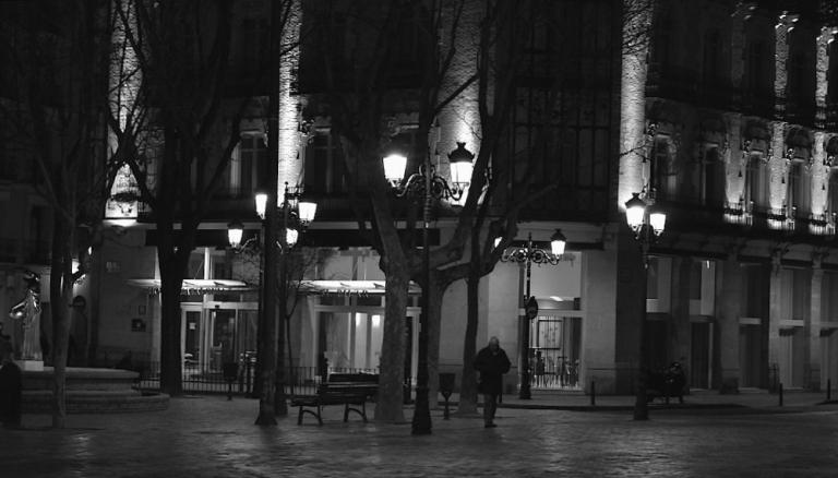 Paseos nocturnos por mi ciudad