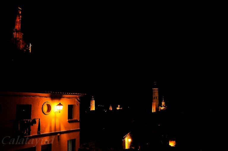 La noche en Bílbilis