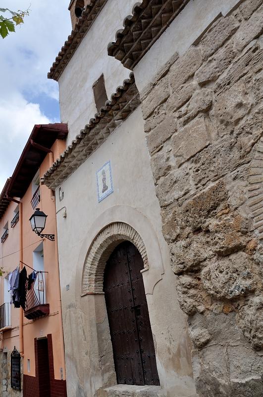 Otro descubrimiento, el barrio de la Judería y una de sus Sinagogas que ha sufrido diferentes transformaciones
