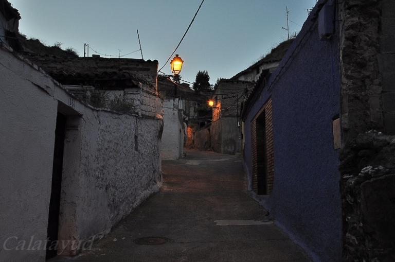 El paseo continúa por una zona desconocida para mí y me traslada a la época musulmana Qal´at Ayyub